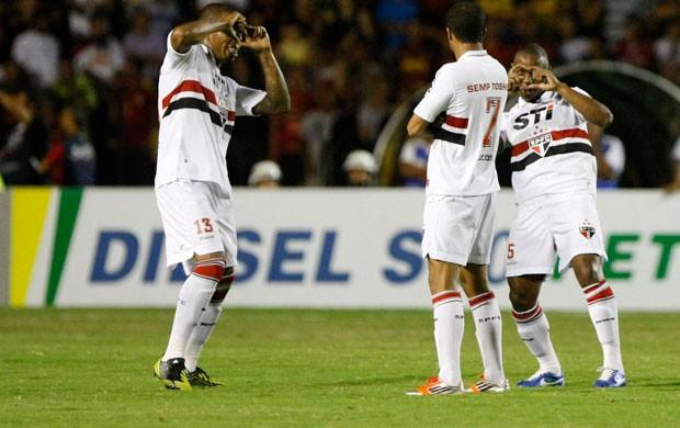 lucas sport x são paulo (Foto: RUBENS CHIRI/PERSPECTIVA/Agência Estado)