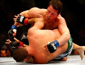 chael Sonnen Mauricio shogun UFC fight night (Foto: Agência Getty Images)