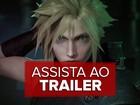 Remake de 'Final Fantasy VII' será dividido em mais de uma parte