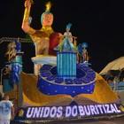 FOTOS: Unidos do Buritizal (Abinoan Santiago/G1)