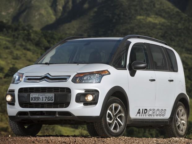Citroën Aircross 2015 (Foto: Divulgação)