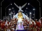 Papa Francisco é tema de escola de samba do Carnaval argentino