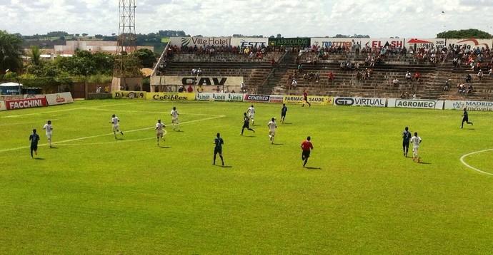Votuporanguense x São José dos Campos, CAV, SJFC (Foto: Daniel Mello/ São José dos Campos FC)
