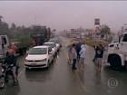 Greve de caminhoneiros tem novos pontos de protestos pelo país