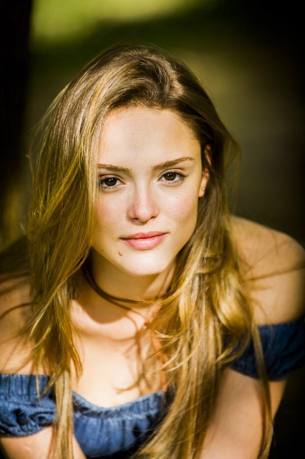 Isabelle Drummond em A Lei do Amor (Foto: João Miguel Junior/Globo)