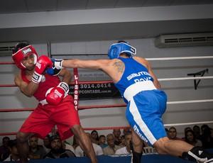 Boxeador Wanderson Oliveira, de Santos (Foto: Divulgação / Federação Paulista de Boxe)