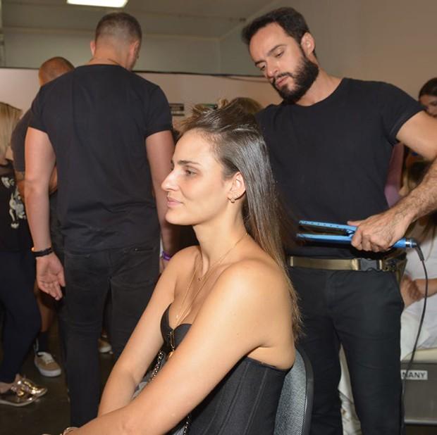 Fernanda Tavares (Foto: Cauê Moreno/Ed Globo)