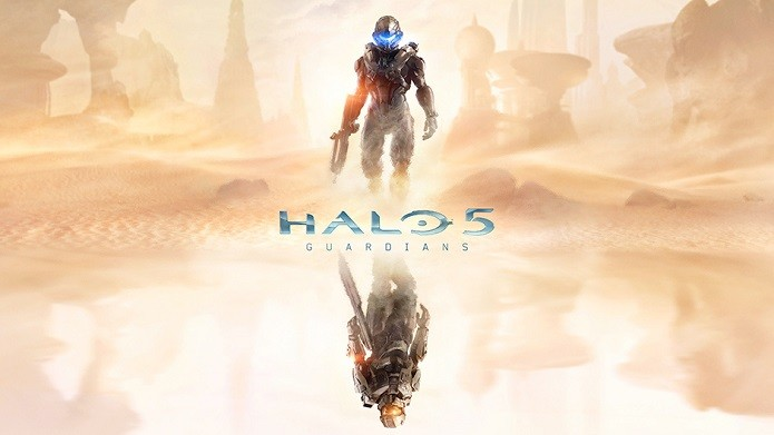 Imagem do anúncio de Halo 5: Guardians apresentou o novo personagem Agent Locke. (Foto: Divulgação)