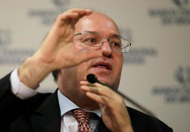 Presidente do Banco Central, Ilan Goldfajn  (Foto: Ueslei Marcelino/Reuters)