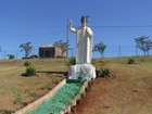 Talento de artista paranaense ganha o Brasil com monumentos gigantes