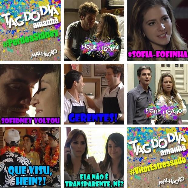 Capítulo 236 (Foto: Malhação / TV Globo)