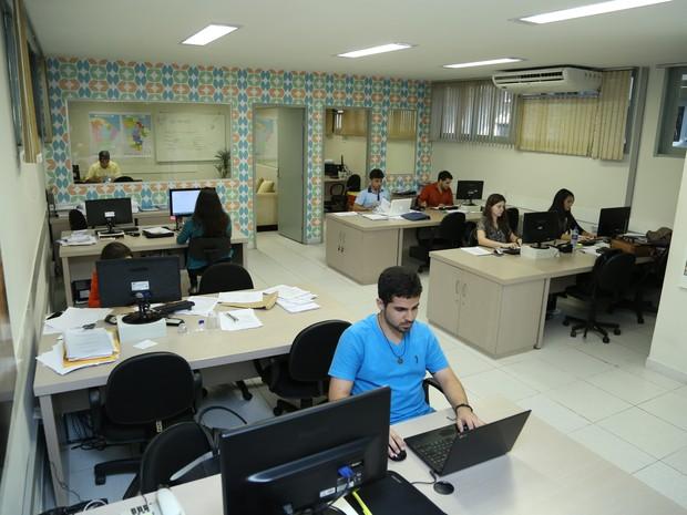 EGES – Escritório de Gestão Empreendedorismo e Sustentabilidade (Foto: Ares Soares/Unifor)