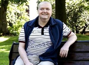 O inglês Ian Brook ganha nova perspectiva de vida (Foto: Divulgação Manchester Cancer Research)