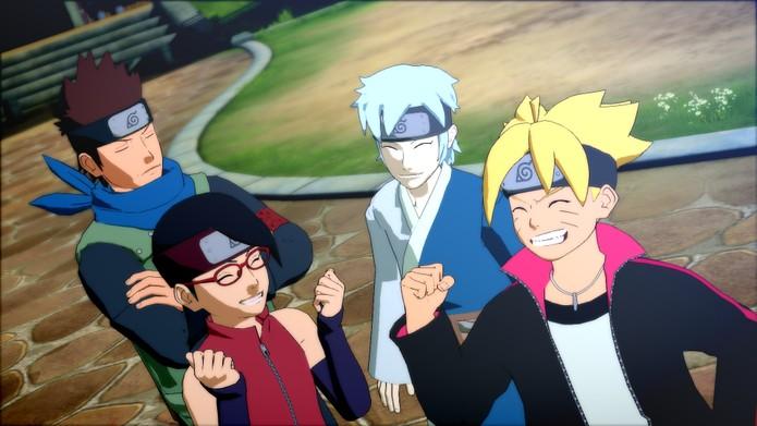Naruto Shippuden: Ultimate Ninja Storm 4 Road to Boruto (Foto: Divulgação/Bandai Namco)