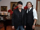 André Ramos abre mansão na Zona Sul do Rio para festejar seus 37 anos