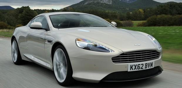 Aston Martin DB9 (Foto: Divulgação)