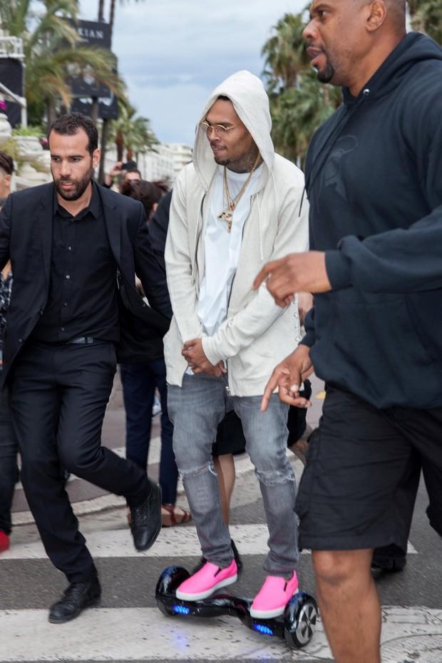 Chris Brown  (Foto: AKM-GSI)