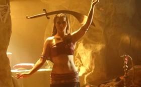 Últimos capítulos: Cleo Pires grava cenas de dança da espada