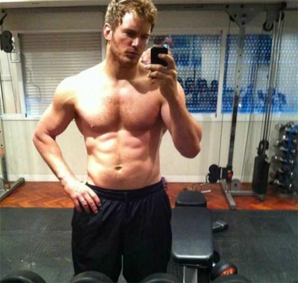 O ator Chris Pratt  (Foto: Reprodução)