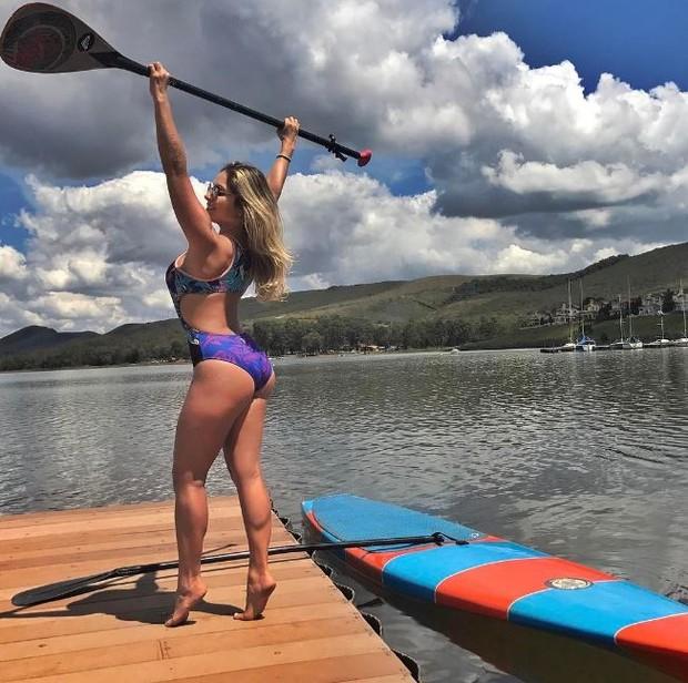 Renata Davilla (Foto: Instagram / Reprodução)