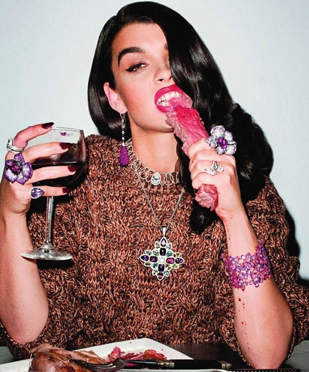 (Foto: (Terry Richardson/ Vogue Paris))