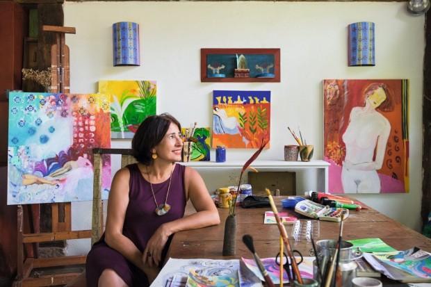 Beth Cavalcanti (Foto: Lufe Gomes / Editora Globo)