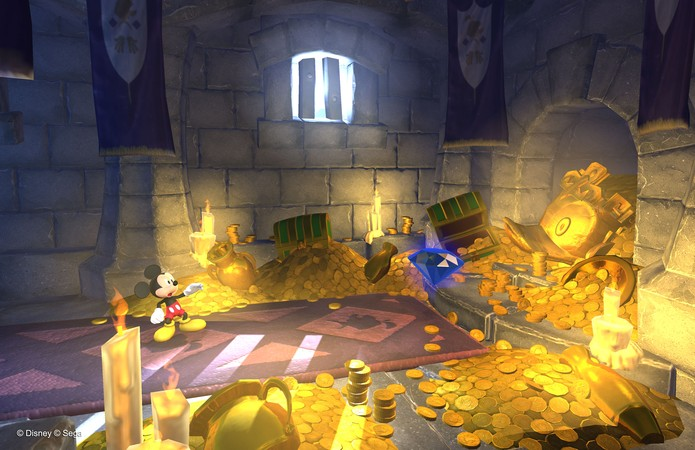 Disney: Castle of Illusion for Android (Foto: Divulgação)