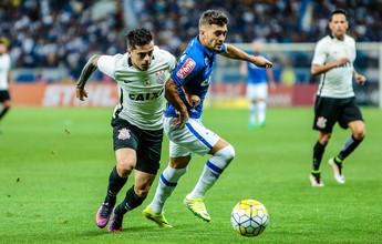 """William Machado exalta """"excelente jogo"""" entre Cruzeiro e Corinthians"""