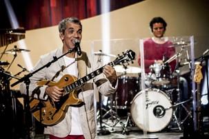 O Som Brasil em homenagem à bossa nova vai ao ar na sexta, dia 28 (Foto: Matheus Cabral/Globo)
