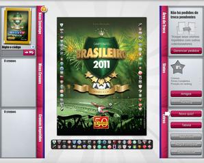 álbum do campeonato brasileiro 2011