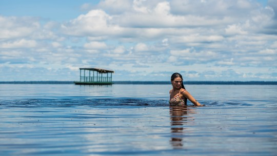 Vídeo: confira imagens inéditas das gravações de 'A Força do Querer' em Manaus