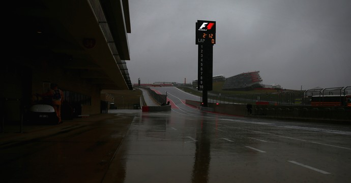 Circuito das Américas - Austin, Texas - GP dos Estados Unidos (Foto: Getty Images)