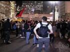 Manifestantes fecham avenidas em São Paulo em novo protesto violento