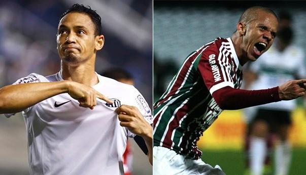 Santos e Fluminense se enfrentam neste domingo (04) na Vila Belmiro (Foto: Divulgação)