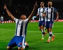 """Com dois gols do """"novo Hulk"""", Porto massacra o Nacional em casa por 7 a 0"""