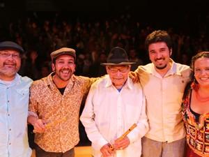 Sebastião Biano em turnê (Foto: Geórgia Branco/divulgação)