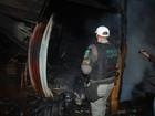 Incêndio destrói residência e mata idoso em Espumoso, RS