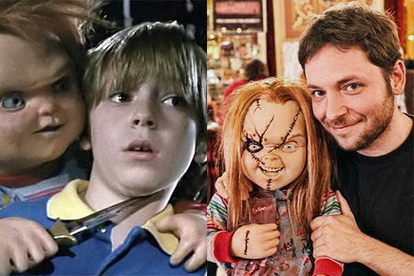 Alex Vincent anda na companhia de Chucky desde 1988, quando estrelou 'Brinquedo Assassino'. (Foto: Divulgação)