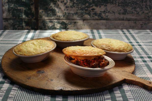 Torta de chilli e po de milho (Foto: GNT)