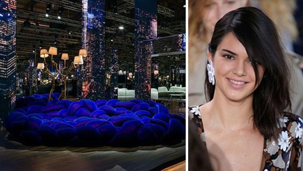 Kendall Jenner escolhe sofá dos Irmãos Campana para nova mansão (Foto: Getty Images)