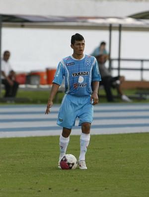 Ricardo Capanema vai tendo um excelente 2012 (Foto: Marcelo Seabra/O Liberal)