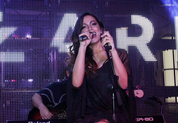 Anitta (Foto: Celso Tavares / Ego)