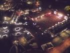Vídeo mostra arena lotada na noite de estreia do Ribeirão Rodeo Music 2016