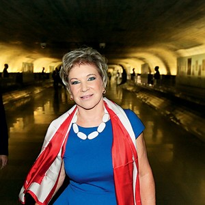 A senadora Marta Suplicy (PT-SP) (Foto: Sérgio Lima/Folhapress)