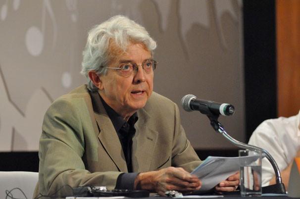 Andreas Huyssen (Foto: Renato Velasco)