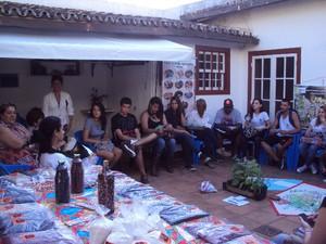 Produtores vão expor produtos no último dia da feira (Foto: Divulgação/Patrícia Caldara)