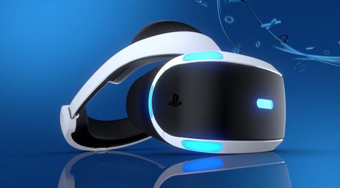 PlayStation VR chega em outubro de 2016 (Foto: Divulgação/Sony)