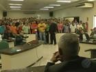 População protesta sobre reajuste do salário de vereadores de Paragominas