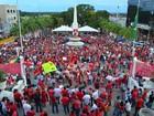Acre tem atos a favor do governo em Rio Branco e Cruzeiro do Sul