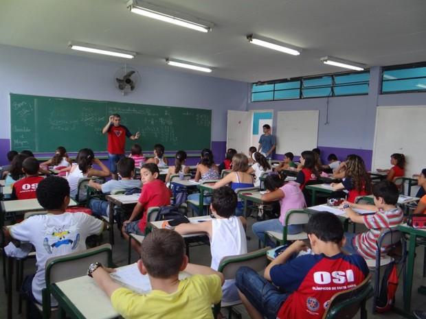 Cursos são oferecidos durante a semana e também aos sábados e domingos (Foto: Therezinha Lopes/Arquivo Pessoal)